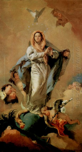 The Immaculate Conception 1768