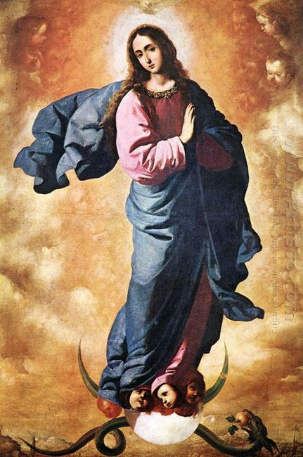 The Immaculate Conception 1