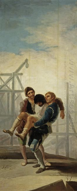 The Injured Mason 1787