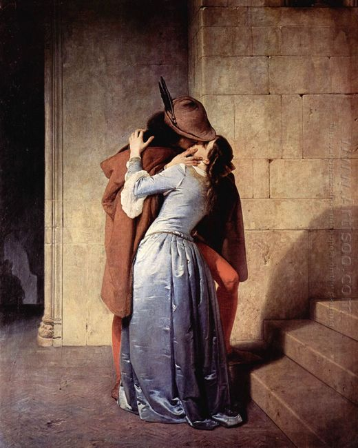 The Kiss 1859