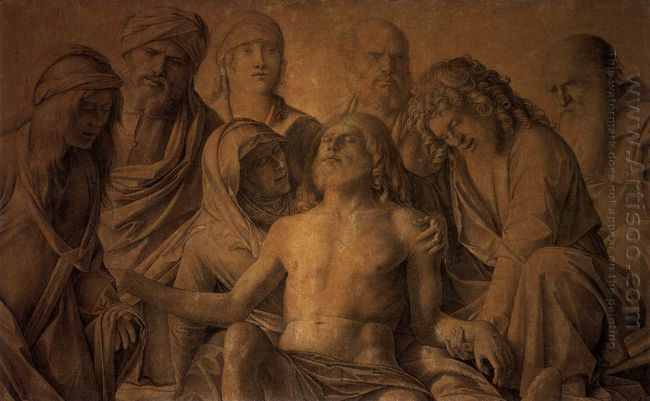 The Lamentation Over The Body Of Christ