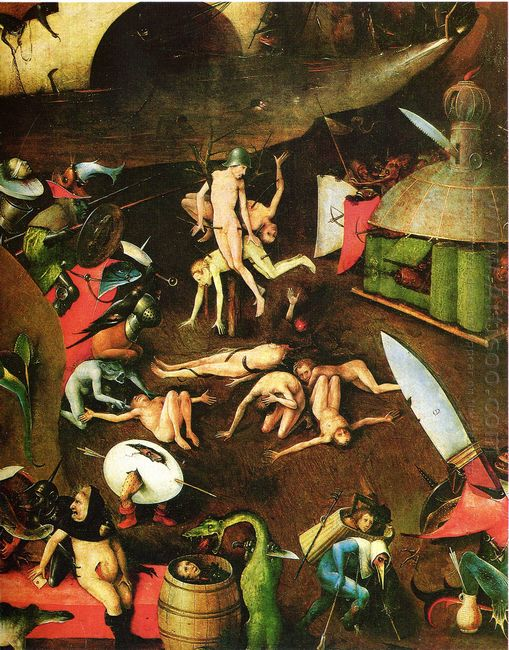 The Last Judgement 1