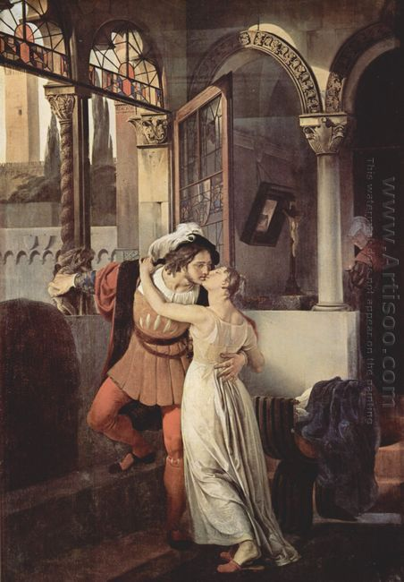 The Last Kiss Of Romeo And Juliet 1823