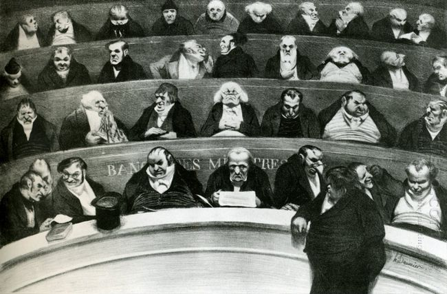 The Legislative Belly 1834