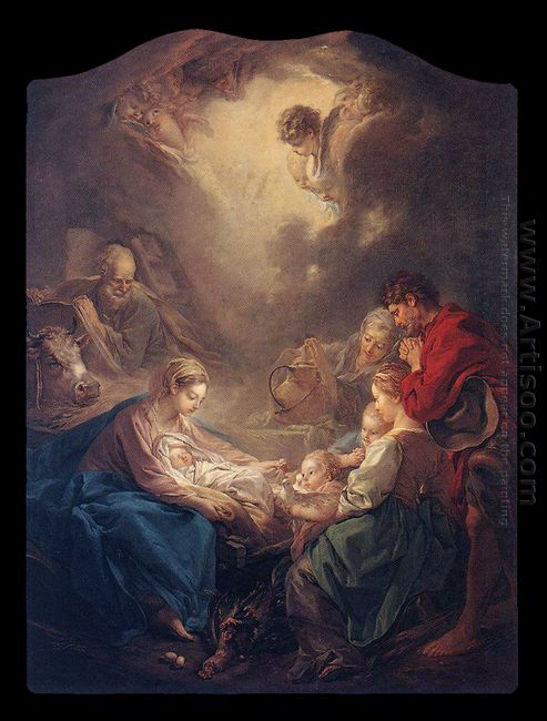 The Light Of The World 1750
