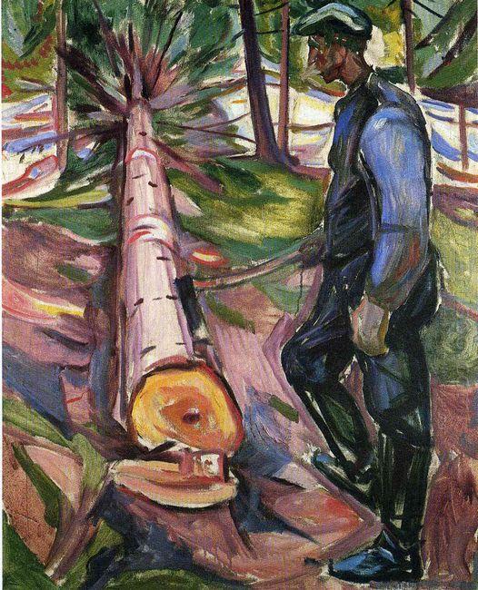 The Lumberjack 1913