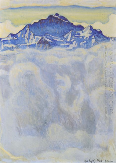 The Maiden Of The Mist Over The Sea 1908