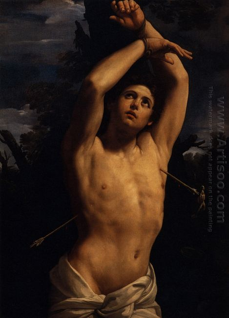 The Martyrdom Of Saint Sebastian 1616