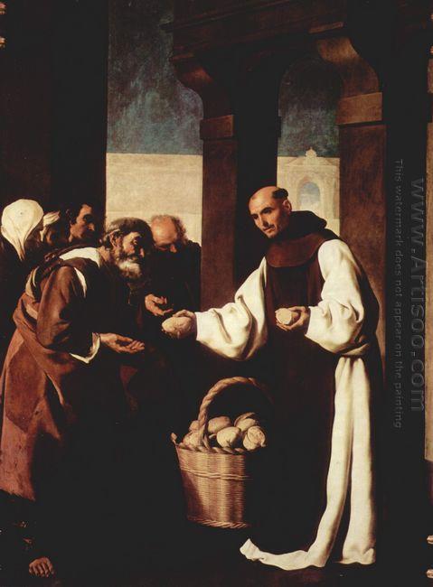 The Mercy Of Fra Martin De Vizcaya 1639
