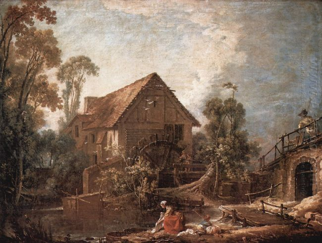 The Mill 1751