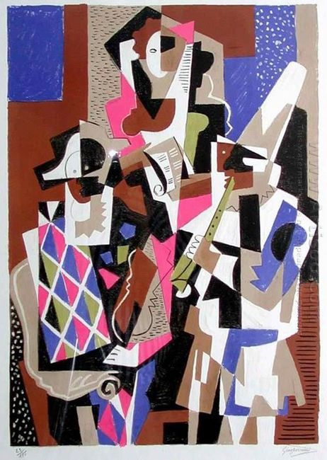 The Musicians 1955