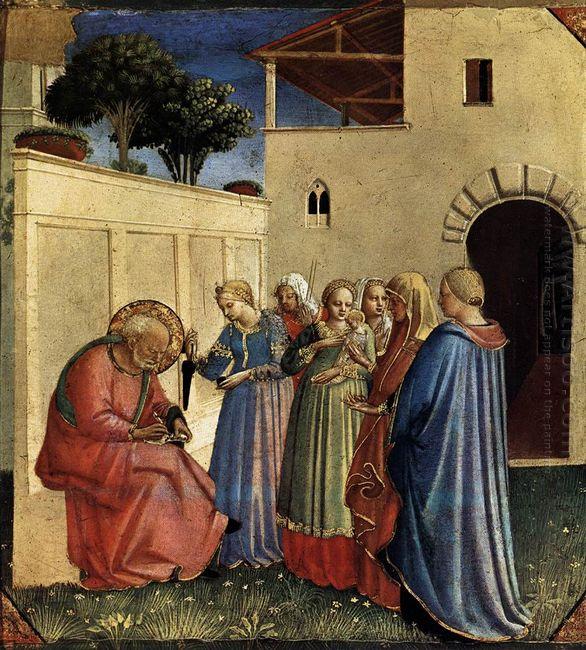 The Naming Of St John The Baptist 1435