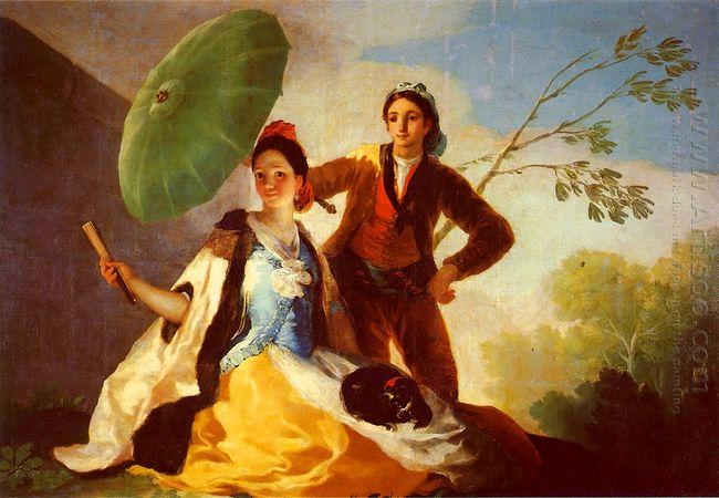 The Parasol 1777