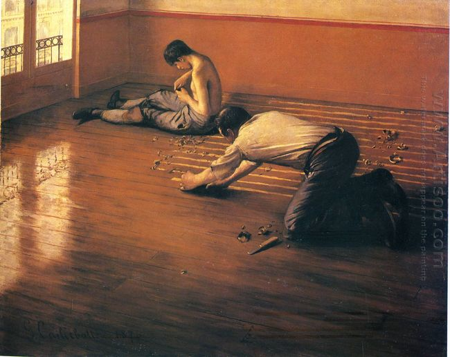 The Parquet Planers 1876