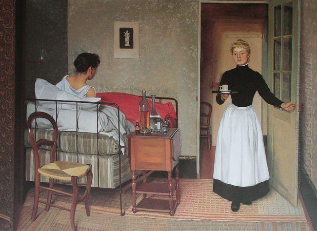 The Patient 1892