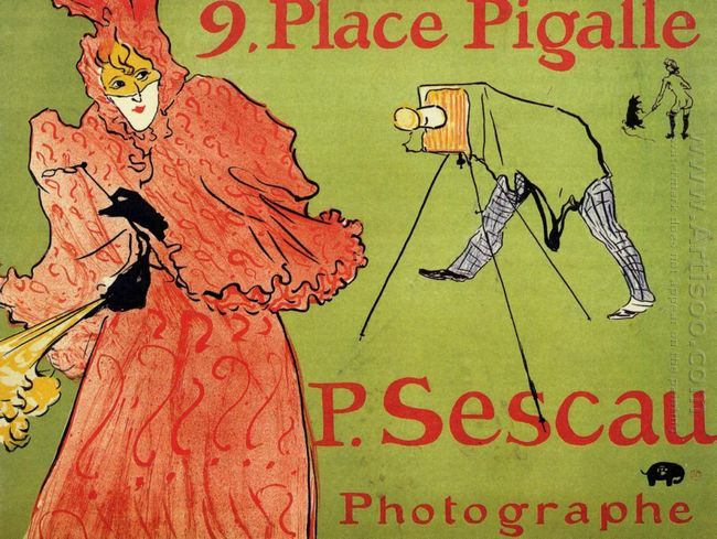 The Photagrapher Sescau 1894