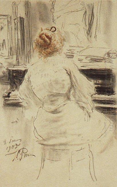 The Piano 1905