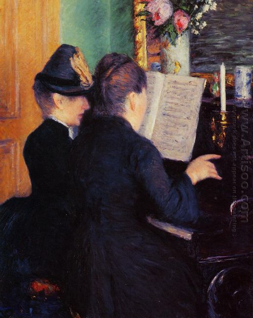The Piano Lesson 1881