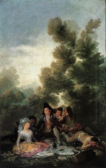 The Picnic 1788