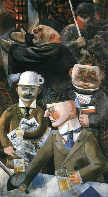 The Pillars Of Society 1926