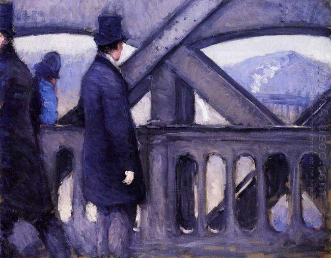 The Pont De Europe Study