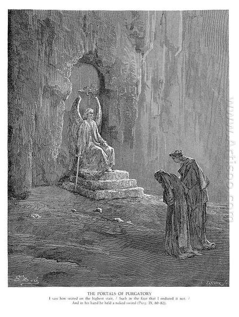 The Portals Of Purgatory