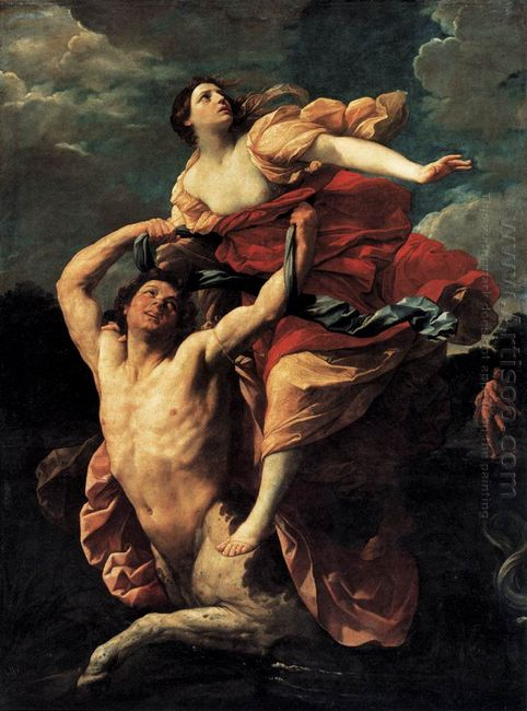 The Rape Of Deianira 1619