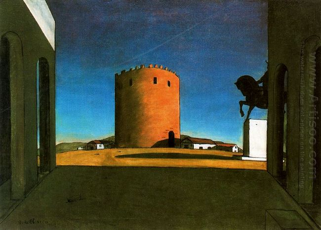 The Red Tower 1913