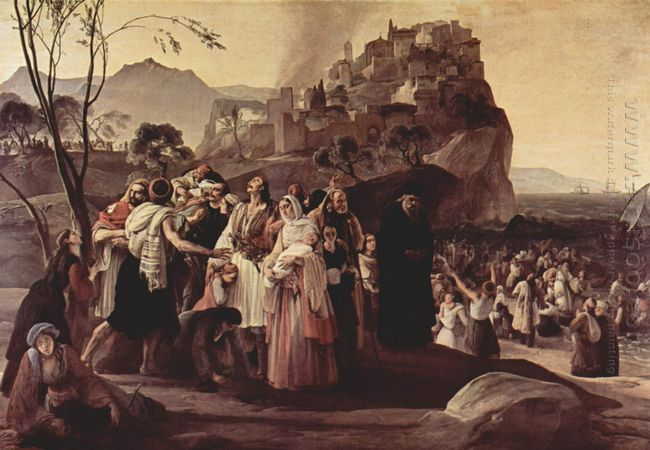 The Refugees Of Parga 1831