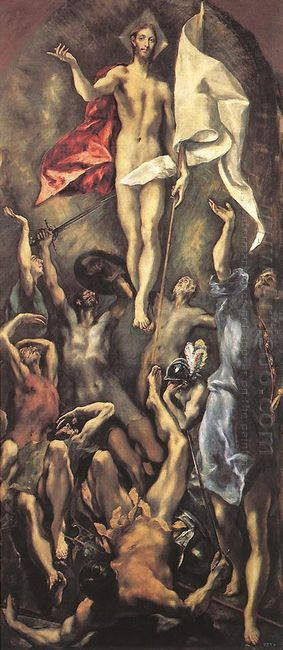 The Resurrection 1600