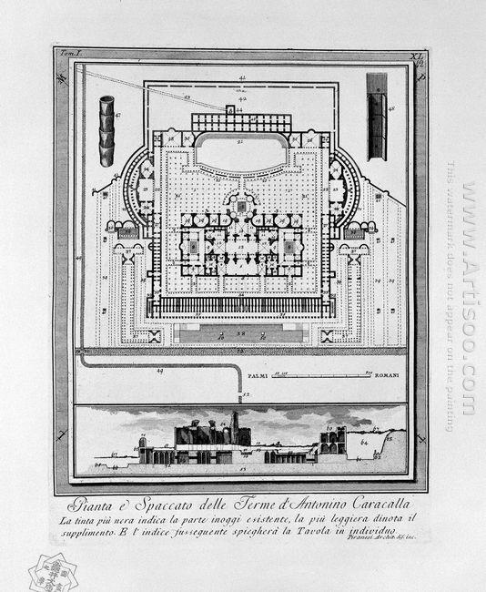 The Roman Antiquities T 1 Plate Xl 1756