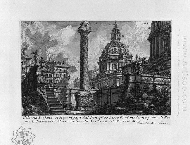 The Roman Antiquities T 1 Plate Xxix Trajan S Column 1756