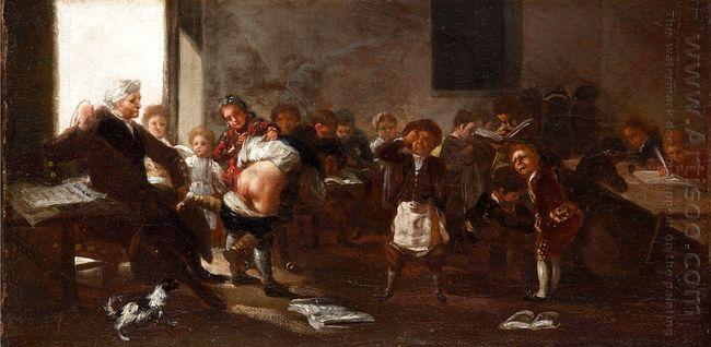 The School Scene