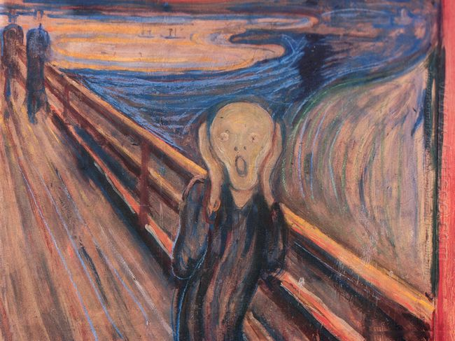 The Scream 1893 by Edvard Munch for sale, artisoo reproduction