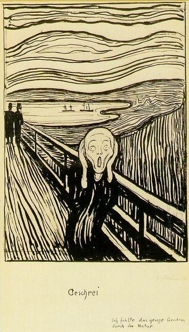 The Scream 1896