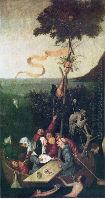 The Ship Of Fools 1500