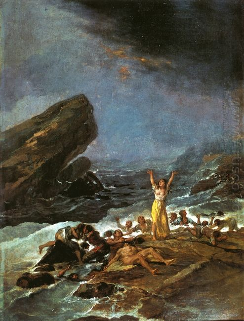 The Shipwreck 1794