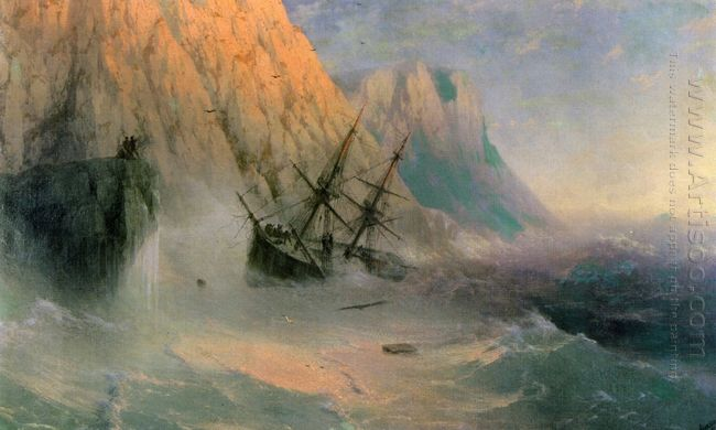 The Shipwreck 1875