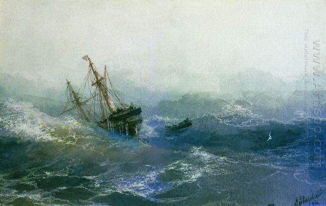 The Shipwreck 1894