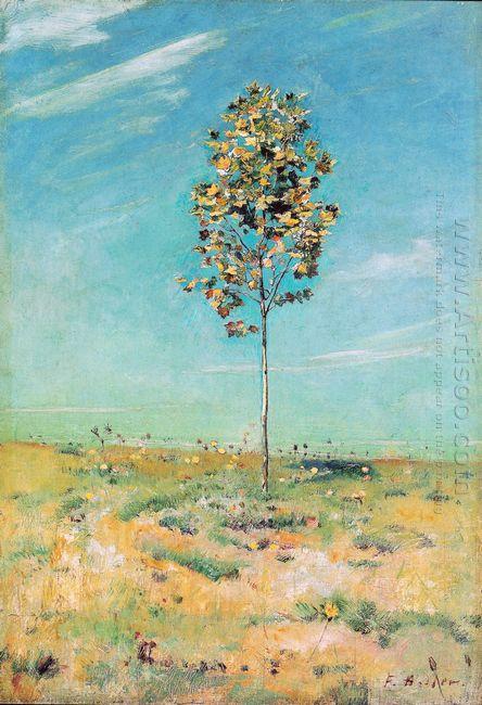 The Small Plantane 1890