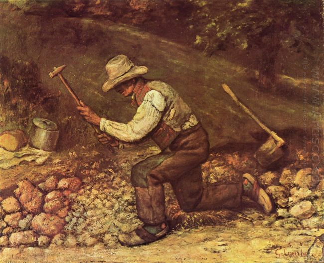 The Stone Breaker 1849