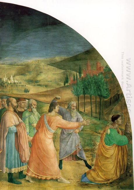 The Stoning Of Stephen 1449