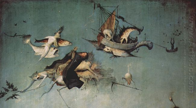 The Temptation Of St Anthony 1516 1
