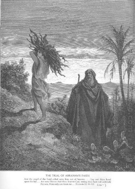 The Testing Of Abraham S Faith