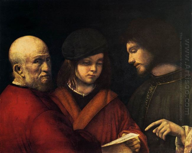 The Three Ages Of Man 1501