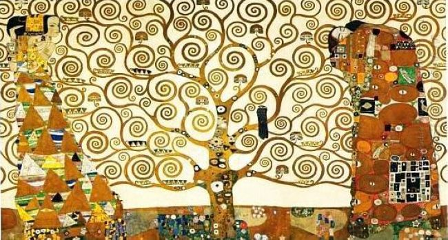 The Tree Of Life Friso Stoclet