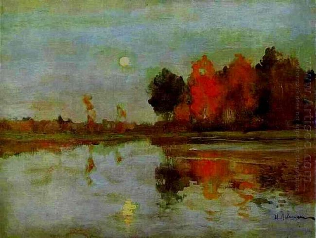 The Twilight Moon 1898