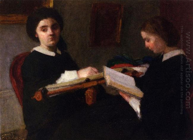The Two Sisters 1859