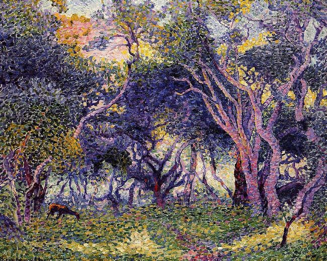 The Undergrowth 1907