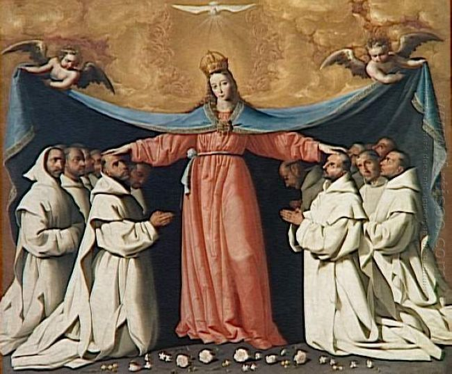 The Virgin Of The Carthusians